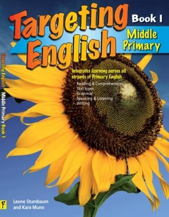 Image for Targeting English Middle Primary Student Book 1