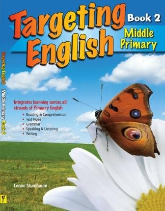 Image for Targeting English Middle Primary Student Book 2