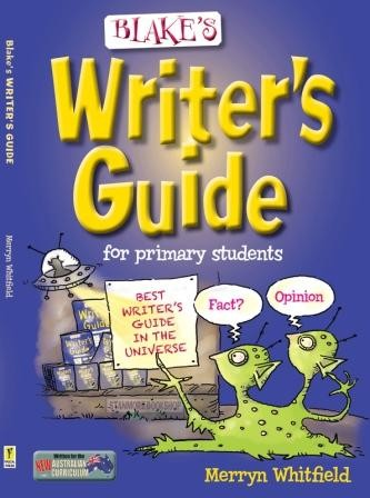 Image for Blake's Writer's Guide for Primary Students