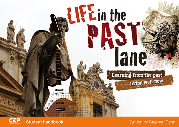 Image for Life in the Past Lane Student Handbook