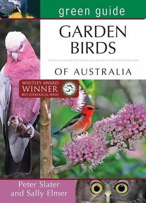 Image for Green Guide : Garden Birds of Australia
