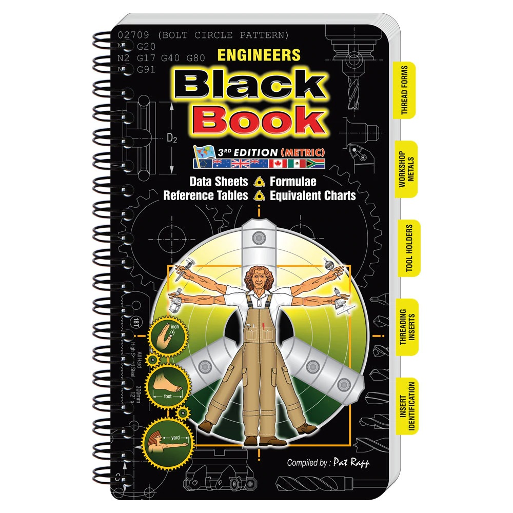 Image for Engineers Black Book [Third Edition] Metric - Pocket Size