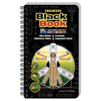 Image for Engineers Black Book [Third Edition] Metric - Large Workbench Size