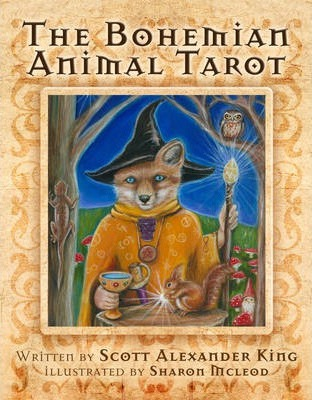Image for The Bohemian Animal Tarot