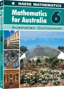 Image for Mathematics for Australia 6 Textbook : Australian Curriculum