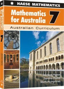 Image for Mathematics for Australia 7 Textbook : Australian Curriculum