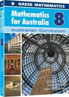 Image for Mathematics for Australia 8 Textbook : Australian Curriculum