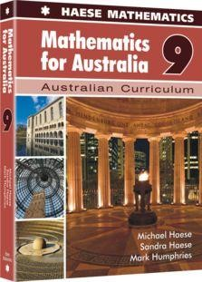 Image for Mathematics for Australia 9 Textbook : Australian Curriculum