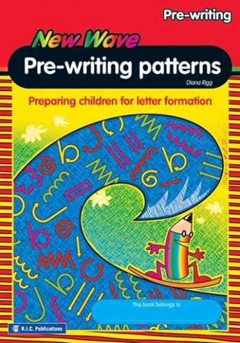 Image for New Wave Pre-writing Patterns Workbook : Preparing Children for Letter Formation - RIC-6601