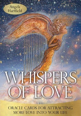 Image for Whispers of Love Oracle : 50 Cards and Guidebook