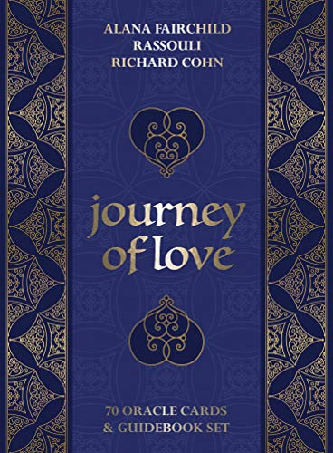 Image for Journey of Love : 70 Oracle Cards and Guidebook Set
