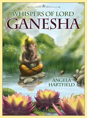 Image for Whispers of Lord Ganesha : 50 Oracle Cards and Guidebook
