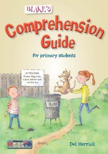 Image for Blake's Comprehension Guide for Primary Students