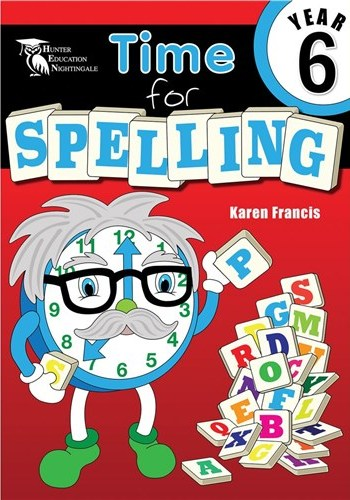 Image for Time for Spelling Year 6