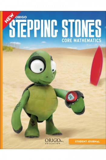 Image for Stepping Stones Student Journal Year 2 - Core Mathematics