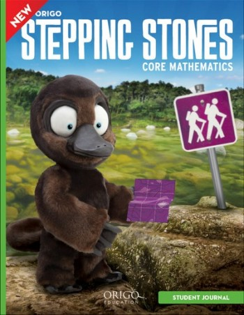 Image for Stepping Stones Student Journal Year 4 - Core Mathematics