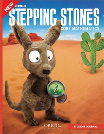 Image for Stepping Stones Student Journal Year 5 - Core Mathematics