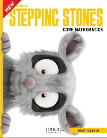 Image for Stepping Stones Student Practice Book Year 1 - Core Mathematics