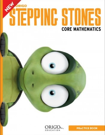 Image for Stepping Stones Student Practice Book Year 2 - Core Mathematics