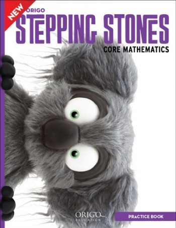 Image for Stepping Stones Student Practice Book Year 3 - Core Mathematics