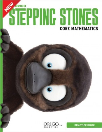 Image for Stepping Stones Student Practice Book Year 4 - Core Mathematics