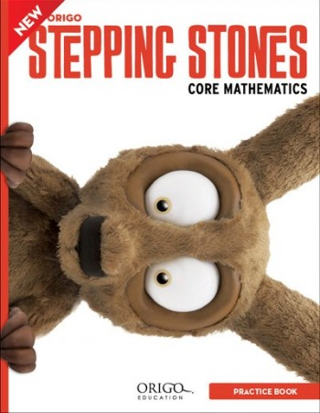 Image for Stepping Stones Student Practice Book Year 5 - Core Mathematics