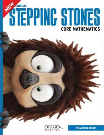 Image for Stepping Stones Student Practice Book Year 6 - Core Mathematics