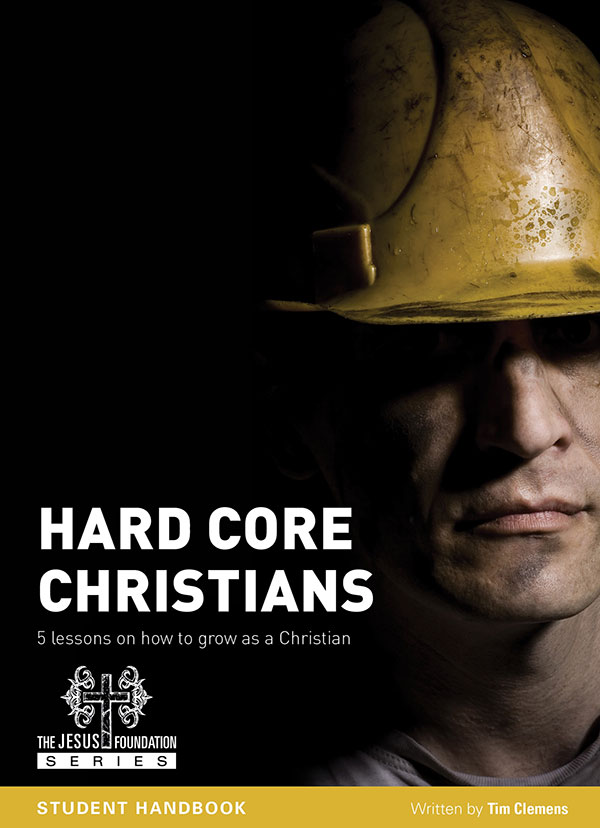 Image for Hard Core Christians Student Handbook