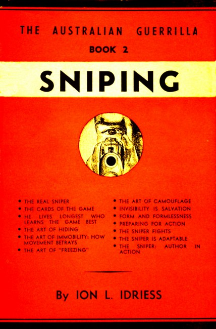 Image for Sniping : The Australian Guerrilla Book 2