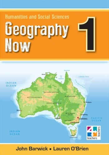 Image for Geography Now Year 1 Student Book