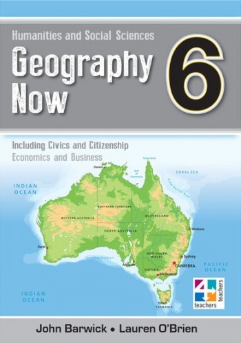 Image for Geography Now Year 6 Student Book