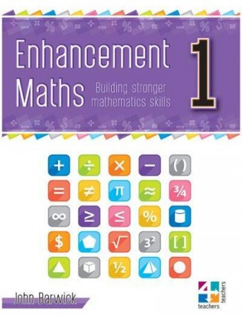 Image for Enhancement Maths Year 1