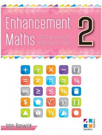 Image for Enhancement Maths Year 2 Building Stronger Mathematics Skills