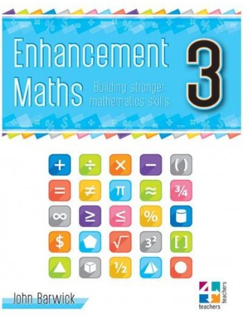 Image for Enhancement Maths Year 3 Building Stronger Mathematics Skills