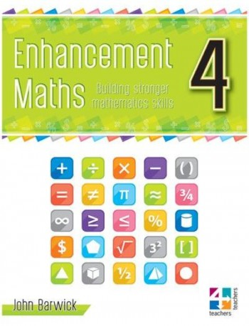 Image for Enhancement Maths Year 4 Building Stronger Mathematics Skills