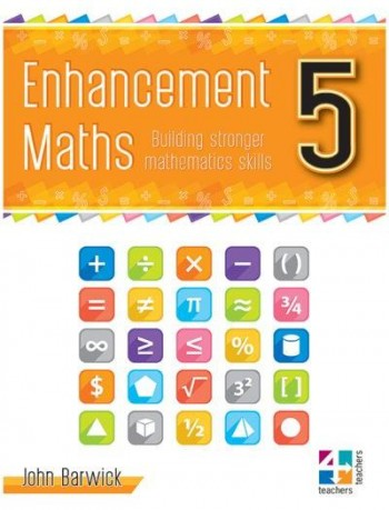 Image for Enhancement Maths Year 5 Building Stronger Mathematics Skills
