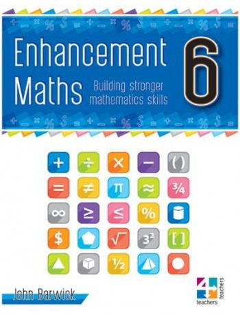 Image for Enhancement Maths Year 6 Building Stronger Mathematics Skills