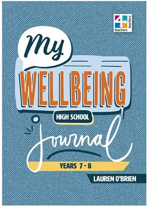 Image for My Wellbeing Journal High School Years 7-8