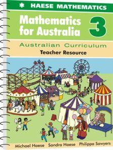 Image for Mathematics for Australia 3 Teacher Resource : Australian Curriculum