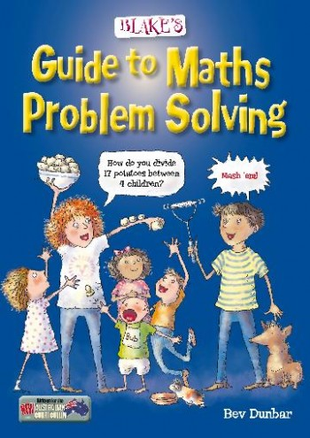 Image for Blake's Guide to Maths Problem Solving - Australian Curriculum