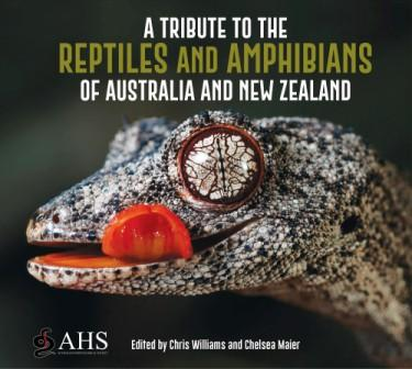 Image for A Tribute to Reptiles and Amphibians of Australia and New Zealand