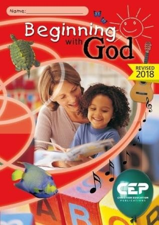 Image for Beginning with God Activity Book  [Revised 2018]