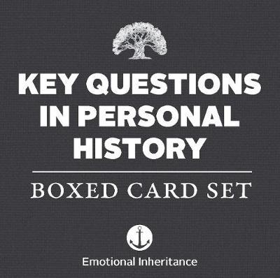 Image for Key Questions in Personal History : Boxed Card Set