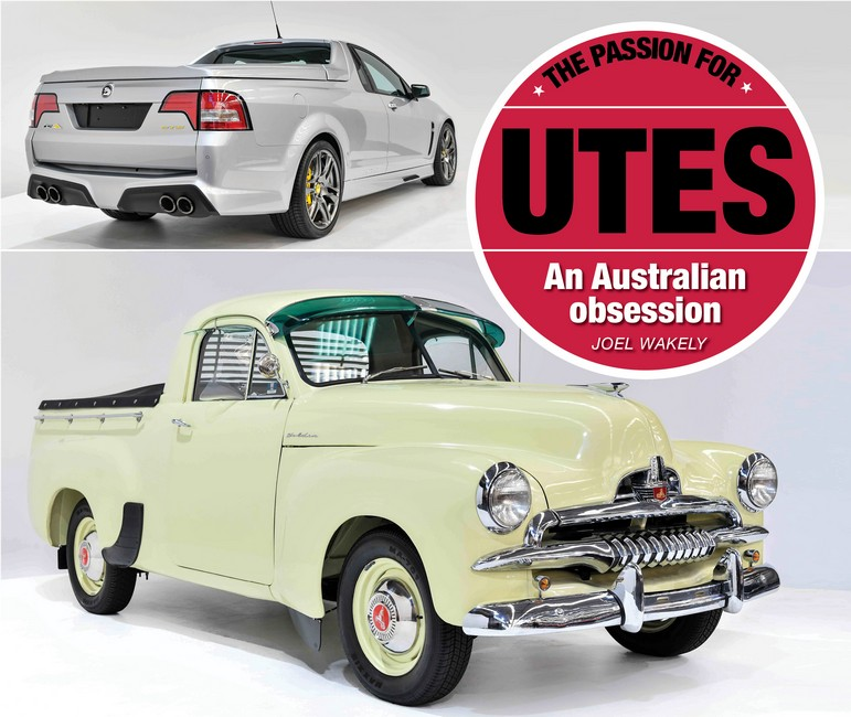 Image for The Passion for Utes : An Australian Obsession