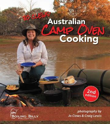 Image for Jo Clews' Australian Camp Oven Cooking [Second Edition]