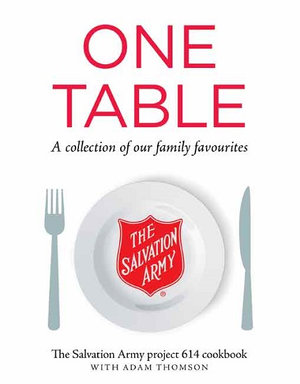 Image for One Table : A Collection of Our Family Favourites