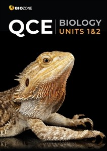 Image for Biozone QCE Biology Units 1&2 Student Workbook - Queensland