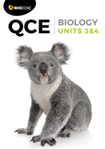 Image for Biozone QCE Biology Units 3&4 Student Workbook - Queensland