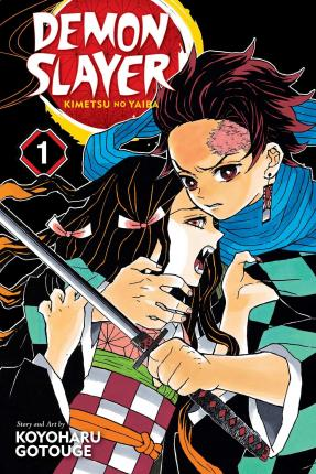 Image for Demon Slayer : Kimetsu no Yaiba, Vol. 1