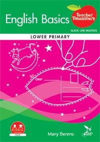 Image for Teacher Timesavers : English Basics - Black Line Masters [Lower Primary]